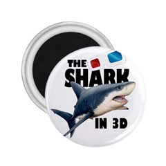 The Shark Movie 2 25  Magnets by Valentinaart