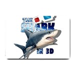 The Shark Movie Small Doormat  24 x16 Door Mat - 1