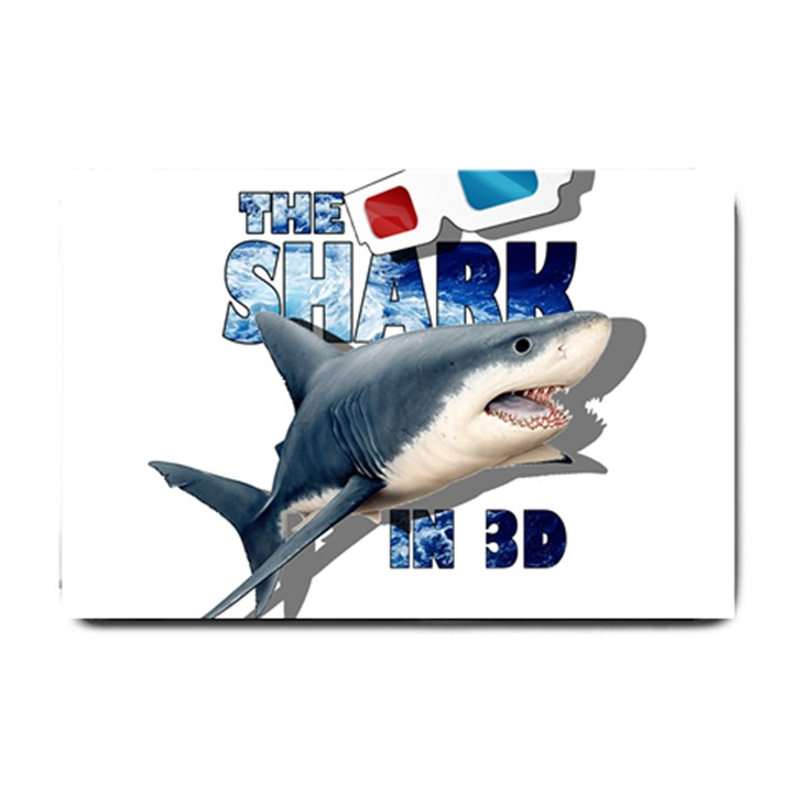 The Shark Movie Small Doormat