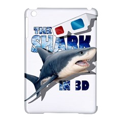 The Shark Movie Apple Ipad Mini Hardshell Case (compatible With Smart Cover) by Valentinaart