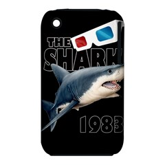 The Shark Movie Iphone 3s/3gs by Valentinaart