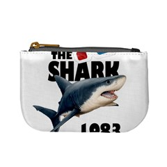 The Shark Movie Mini Coin Purses