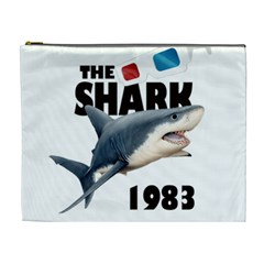 The Shark Movie Cosmetic Bag (xl)