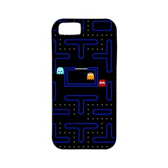 Pac Man Apple Iphone 5 Classic Hardshell Case (pc+silicone) by Valentinaart