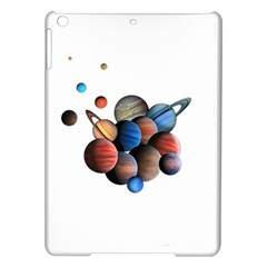 Planets  Ipad Air Hardshell Cases by Valentinaart