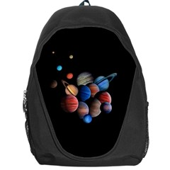Planets  Backpack Bag by Valentinaart