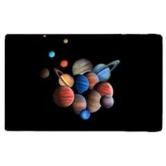 Planets  Apple Ipad 3/4 Flip Case