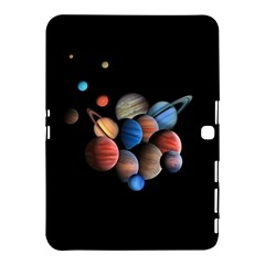 Planets  Samsung Galaxy Tab 4 (10 1 ) Hardshell Case  by Valentinaart