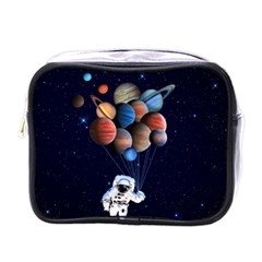 Planets  Mini Toiletries Bags by Valentinaart