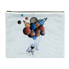 Planets  Cosmetic Bag (xl)