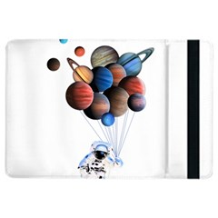 Planets  Ipad Air 2 Flip by Valentinaart