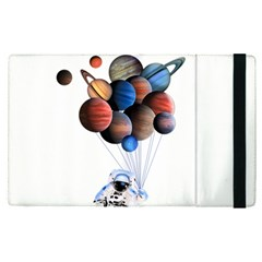 Planets  Apple Ipad Pro 9 7   Flip Case by Valentinaart