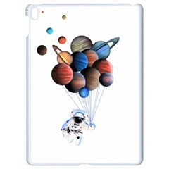 Planets  Apple Ipad Pro 9 7   White Seamless Case by Valentinaart