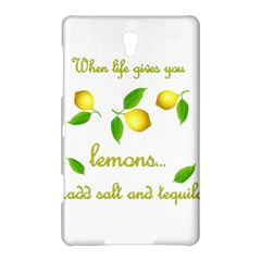 When Life Gives You Lemons Samsung Galaxy Tab S (8 4 ) Hardshell Case