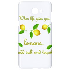 When Life Gives You Lemons Samsung C9 Pro Hardshell Case