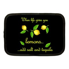 When Life Gives You Lemons Netbook Case (medium)  by Valentinaart