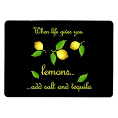 When Life Gives You Lemons Samsung Galaxy Tab 10 1  P7500 Flip Case