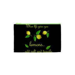 When Life Gives You Lemons Cosmetic Bag (xs)