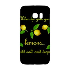 When Life Gives You Lemons Galaxy S6 Edge