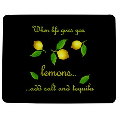 When Life Gives You Lemons Jigsaw Puzzle Photo Stand (rectangular) by Valentinaart