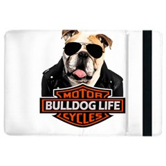 Bulldog Biker Ipad Air 2 Flip