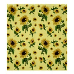 Sunflowers Pattern Shower Curtain 66  X 72  (large)  by Valentinaart