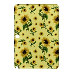 Sunflowers Pattern Samsung Galaxy Tab Pro 10 1 Hardshell Case by Valentinaart