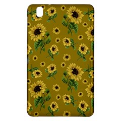 Sunflowers Pattern Samsung Galaxy Tab Pro 8 4 Hardshell Case by Valentinaart
