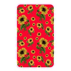 Sunflowers Pattern Memory Card Reader by Valentinaart