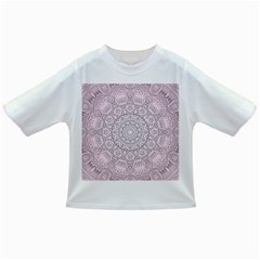 Pink Mandala art  Infant/Toddler T-Shirts