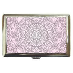 Pink Mandala art  Cigarette Money Cases