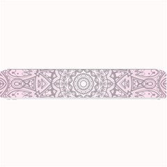 Pink Mandala art  Small Bar Mats