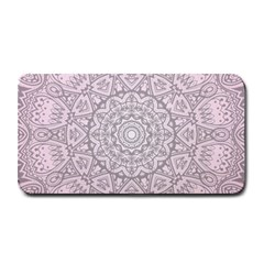 Pink Mandala art  Medium Bar Mats