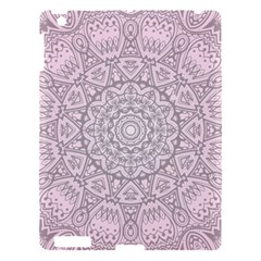 Pink Mandala art  Apple iPad 3/4 Hardshell Case