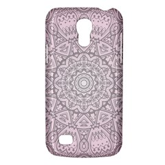Pink Mandala Art  Galaxy S4 Mini by paulaoliveiradesign