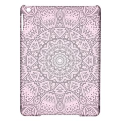 Pink Mandala art  iPad Air Hardshell Cases