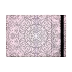Pink Mandala art  iPad Mini 2 Flip Cases