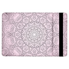 Pink Mandala art  iPad Air Flip