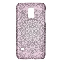Pink Mandala art  Galaxy S5 Mini