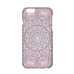 Pink Mandala art  Apple iPhone 6/6S Hardshell Case