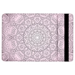 Pink Mandala art  iPad Air 2 Flip
