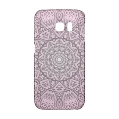 Pink Mandala art  Galaxy S6 Edge