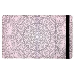 Pink Mandala art  Apple iPad Pro 12.9   Flip Case
