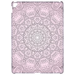 Pink Mandala art  Apple iPad Pro 12.9   Hardshell Case
