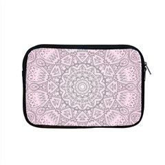 Pink Mandala art  Apple MacBook Pro 15  Zipper Case