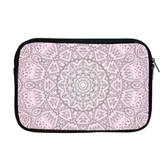 Pink Mandala art  Apple MacBook Pro 17  Zipper Case