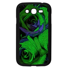 Roses Vi Samsung Galaxy Grand Duos I9082 Case (black) by markiart