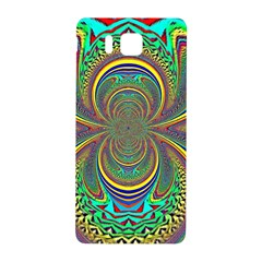 Hot Hot Summer B Samsung Galaxy Alpha Hardshell Back Case by MoreColorsinLife