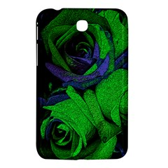 Roses Vi Samsung Galaxy Tab 3 (7 ) P3200 Hardshell Case  by markiart