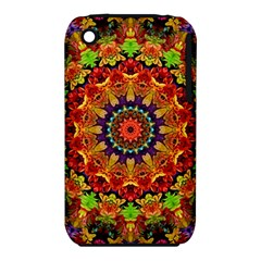 Fractal Mandala Abstract Pattern Iphone 3s/3gs